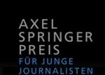 Axel Springer Preis für junge Journalisten Logo