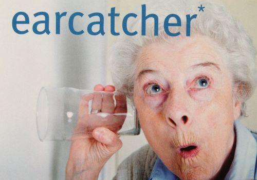 Earcatcher Postkarte einzeln (1)